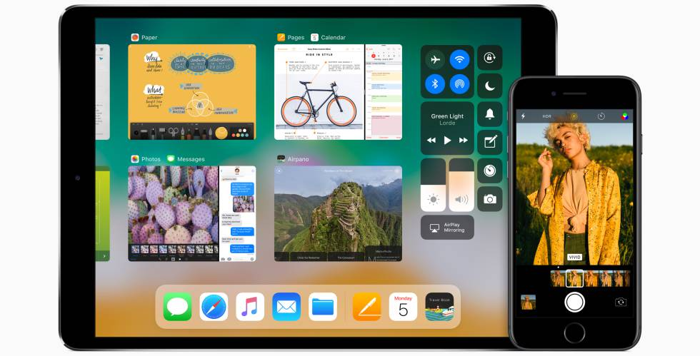 El nuevo Ipad Pro: pantalla mayor y de mayor calidad, mismo tamaño.
