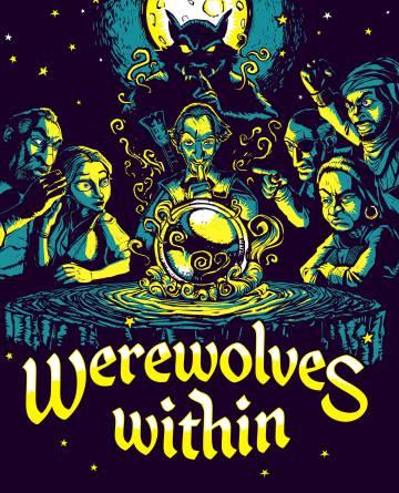 Póster de 'Werewolves within', juego de realidad virtual de Ubisoft.
