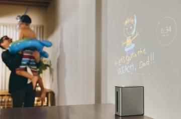 Un nuevo proyector convierte la pared y la mesa de tu casa en una pantalla táctil