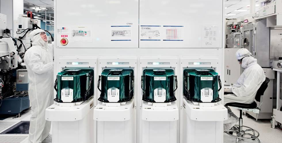 IBM reduce a 5 nanómetros el tamaño de los transistores para los chips del futuro