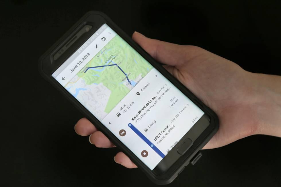 ¿Sabes cómo borrar tus ubicaciones en Google?