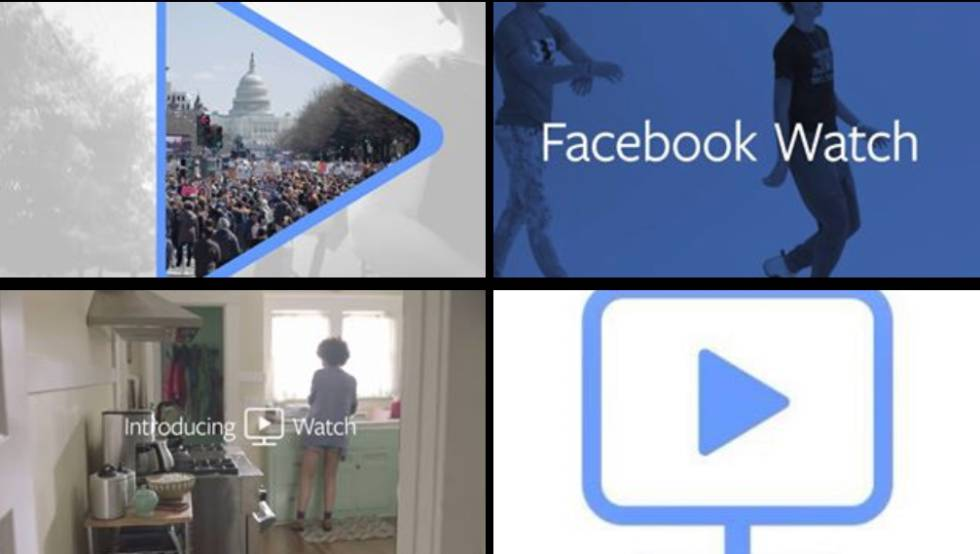 Facebook lanza internacionalmente su plataforma de videos Watch