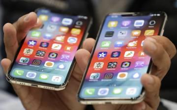 El iPhone XS y el XS Max son los únicos modelos con pantalla OLED de la nueva gama de Apple