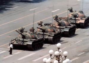 El hombre detrás de 'El hombre del tanque': Jeff Widener nos habla de la fotografía que simboliza las protestas de Tiananmen