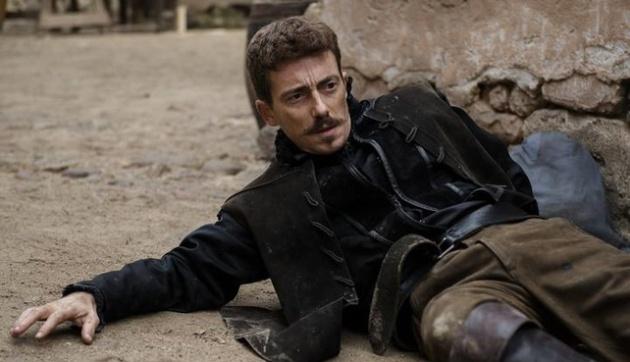 El personaje de Lope de Vega en 'El ministerio del tiempo'.