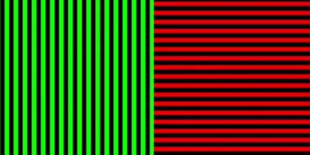 Esta ilusión óptica puede cambiar tu percepción de los colores durante meses
