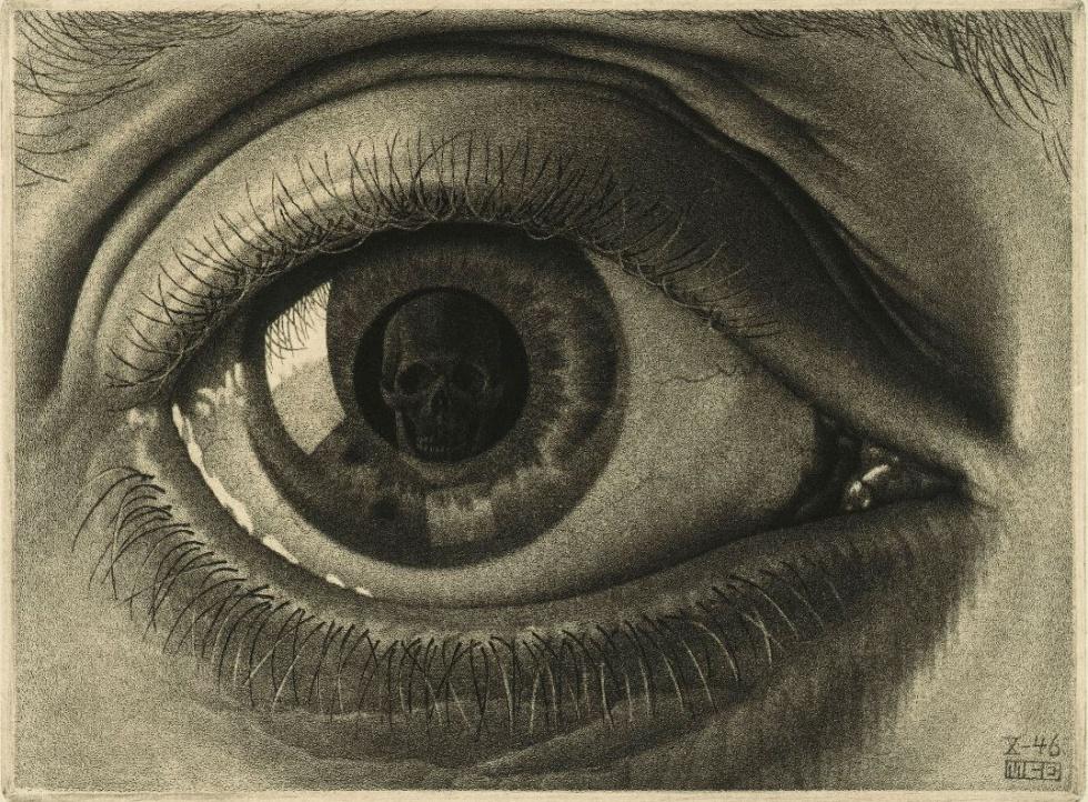 Выставка художника - графика Maurits Cornelis Escher @ Дворец Gaviria