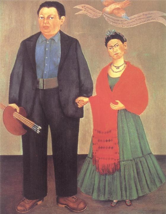 Resultado de imagen de Diego y Frida, una pareja mítica
