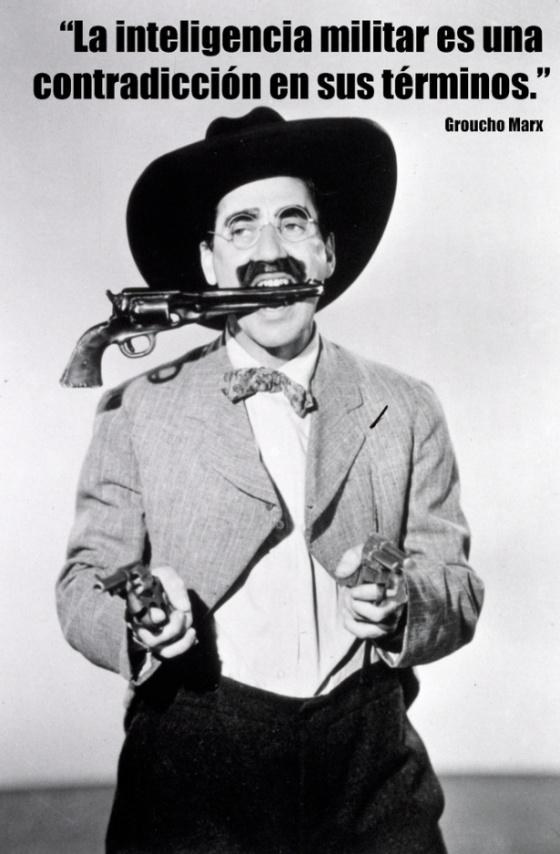 Frases de Groucho Marx que nunca pasarán de moda