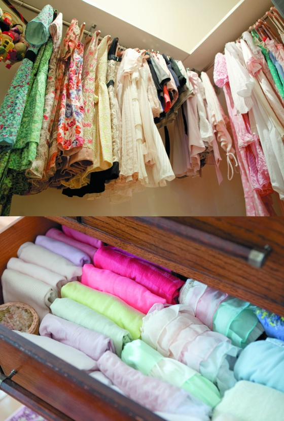 V deo la magia del orden en nueve pasos verne el pa s - Metodo konmari ropa ...