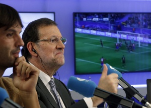 Twitter reacts as Rajoy chooses soccer over debates