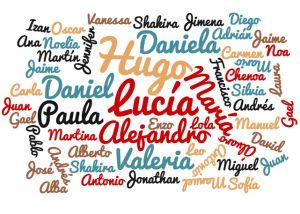 De Mari Carmen a Lucía: cómo han cambiado los nombres en España