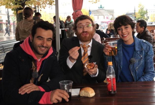Buscando el norte, la serie de Antena 3 sobre expatriados españoles en Berlín.
