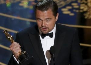 """DiCaprio: """"Não devemos encarar o planeta como algo garantido"""""""