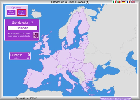 gentilicios de los paises de europa:
