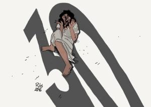 'Não é culpa da vítima': as reações contra as agressões sexuais no Brasil
