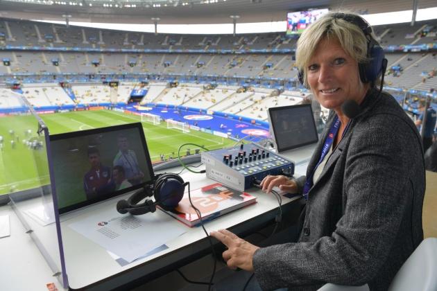 Imagen de Neumann cedida por ZDF