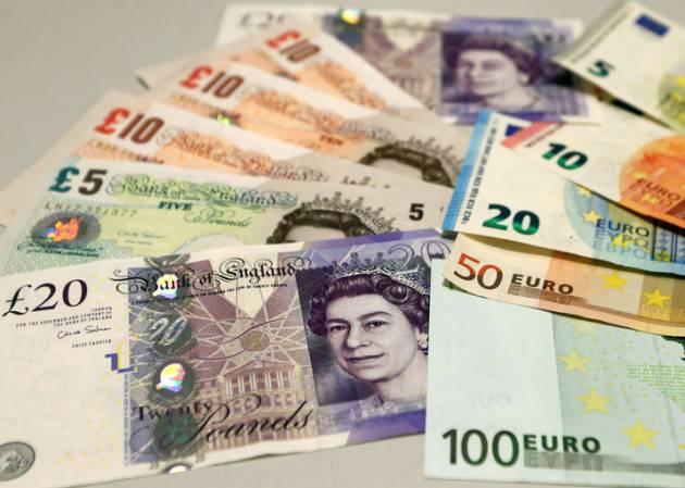 El cambio de libras a euros y otras preguntas a Google