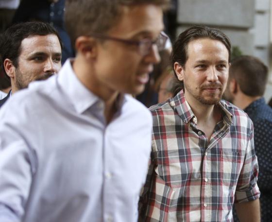 Errejón falangista: así vacila Pablo Iglesias a su 'número dos'