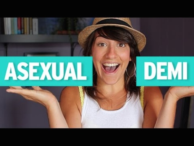 El canal de YouTube GirlfriendsTV aborda las diferencias entre asexual y demisexual