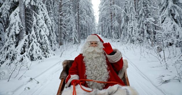 Colacho, Santi Clo y otras maneras de decirle a Santa Claus en América Latina