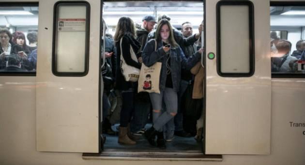 No temas tampoco al metro (aunque esté lleno)