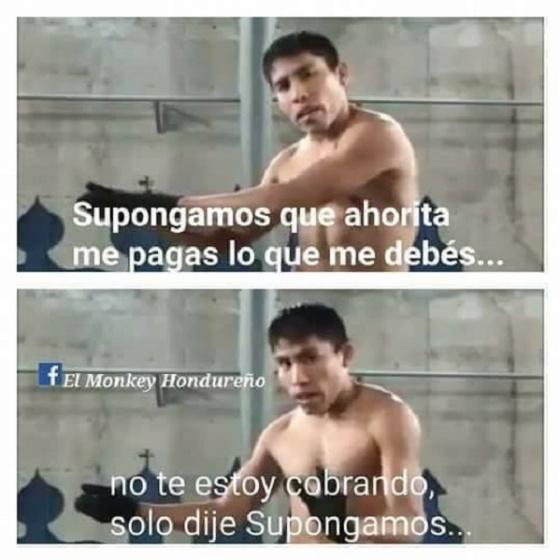 Las imagenes del meme provienen de un video publicado en YouTube en febrero de 2011. Su protagonista es Alex Dominguez, un corredor y entrenador personal