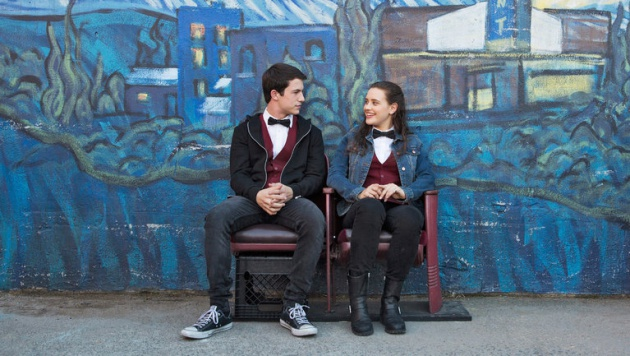 Fotograma de '13 reasons why' (Netflix)