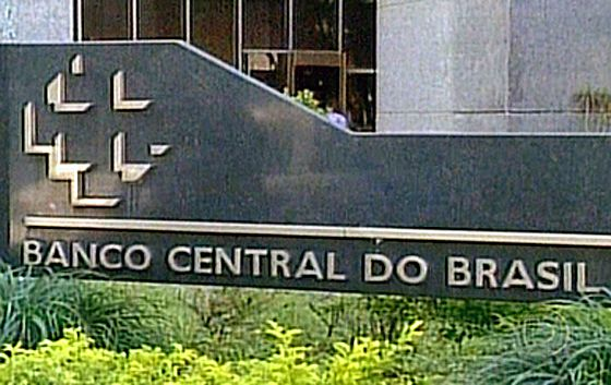 Sede do Banco Central do Brasil.