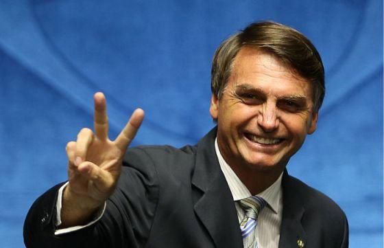 Deputado Jair Bolsonaro (Foto: reprodução internet)