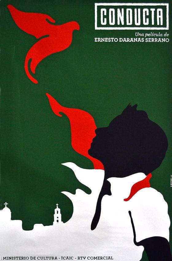 Um dos cartazes cubanos do filme.