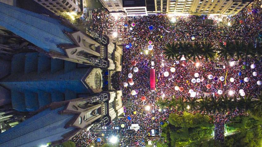 """Os anti-impeachment vão às ruas engrossar mensagem contra """"golpe"""""""
