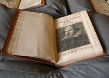 Encontrada na Escócia uma cópia do 'First Folio' de Shakespeare