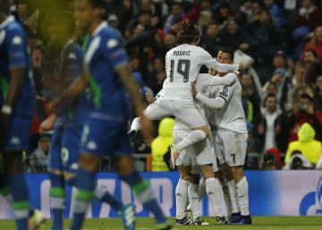 Real Madrid vence o Wolfsburg e vai à semi da Champions League