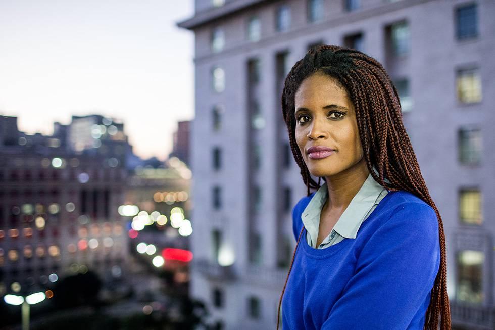 Djalmila Ribeiro, mestre em filosofia política, ativista feminista e secretária-adjunta de Direitos Humanos de São Paulo.