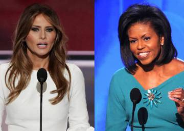 Melania Trump plagia parte do discurso de Michelle Obama em 2008