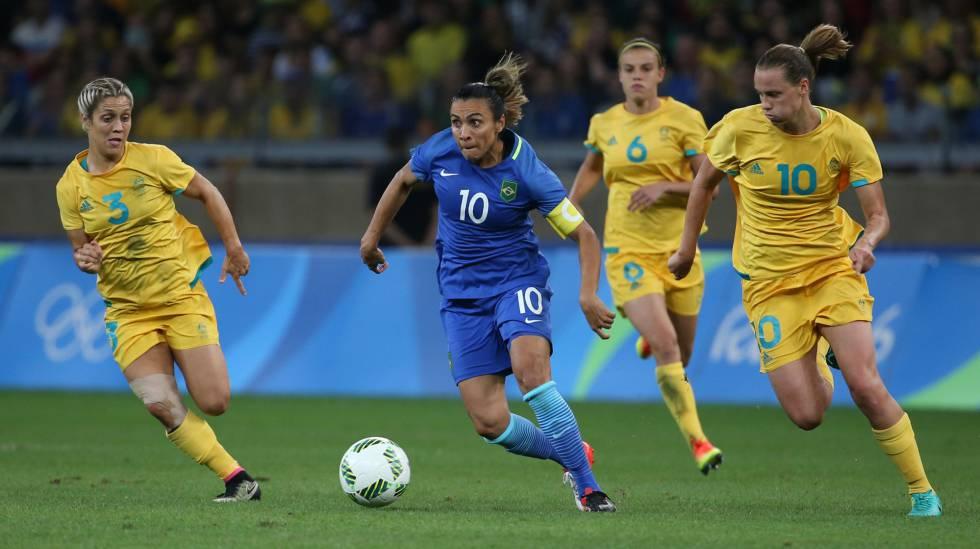 Brasil x suecia feminino