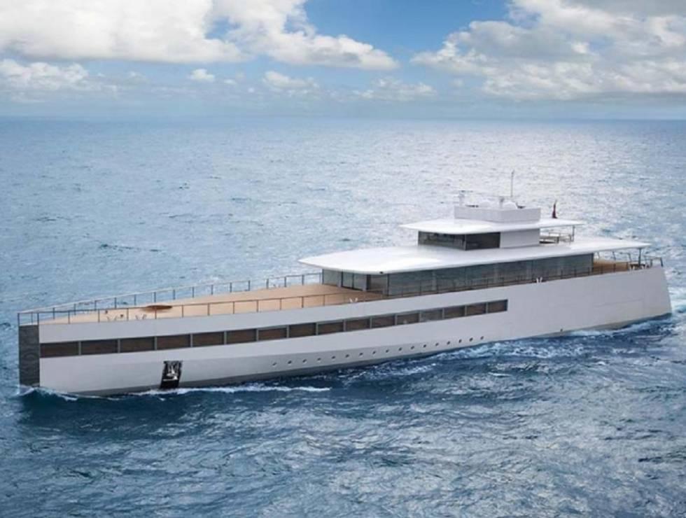 Iboat O Invento P 243 Stumo De Steve Jobs Que Acaba De Ser