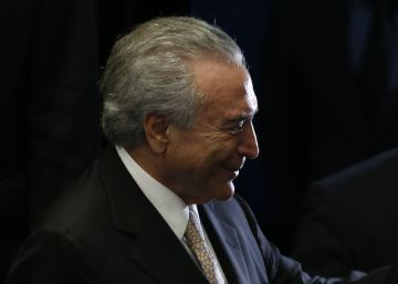 O début internacional do presidente Michel Temer