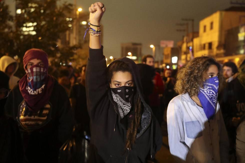 Black Blocs Manifestações