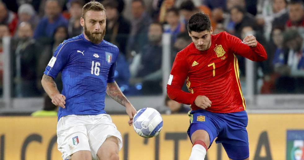346d1d78c8 Resultado  Espanha e Itália empatam por 1 a 1 no Juventus Stadium ...