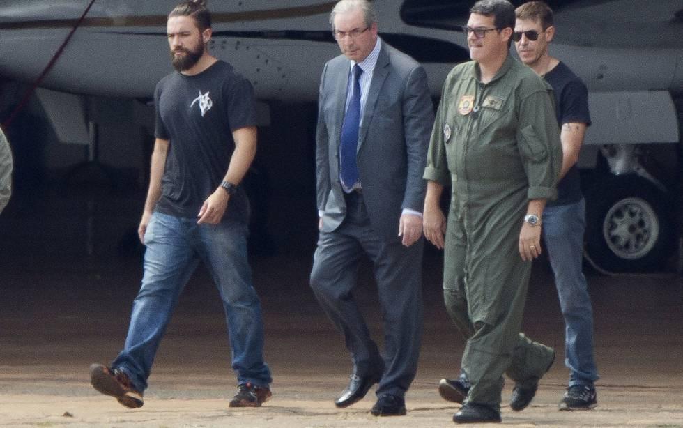 Resultado de imagem para Cunha e Sergio Moro