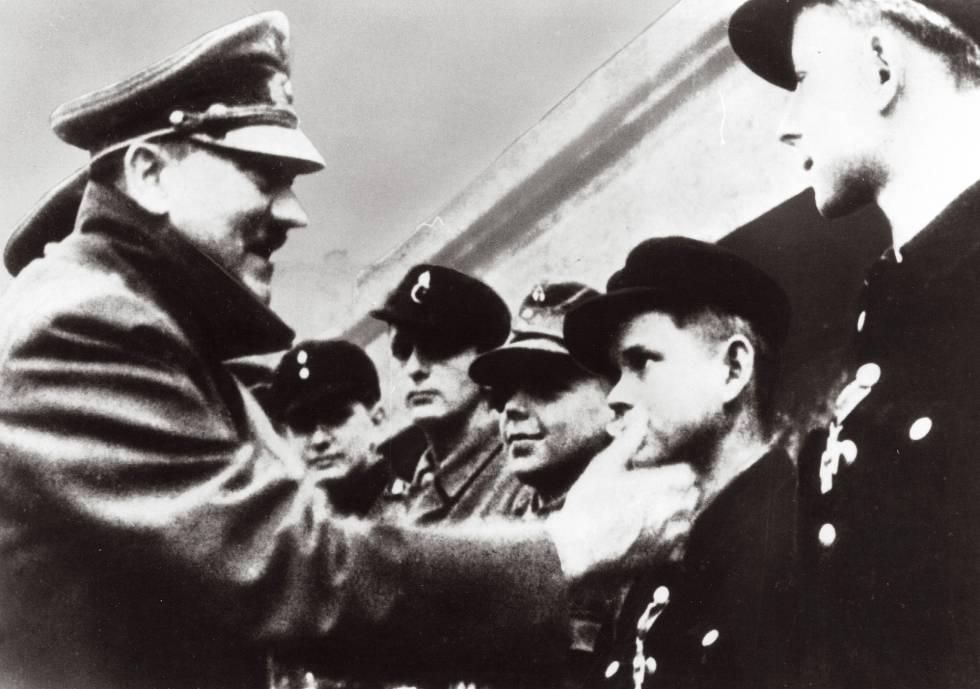 A fábrica de filhotes nazistas