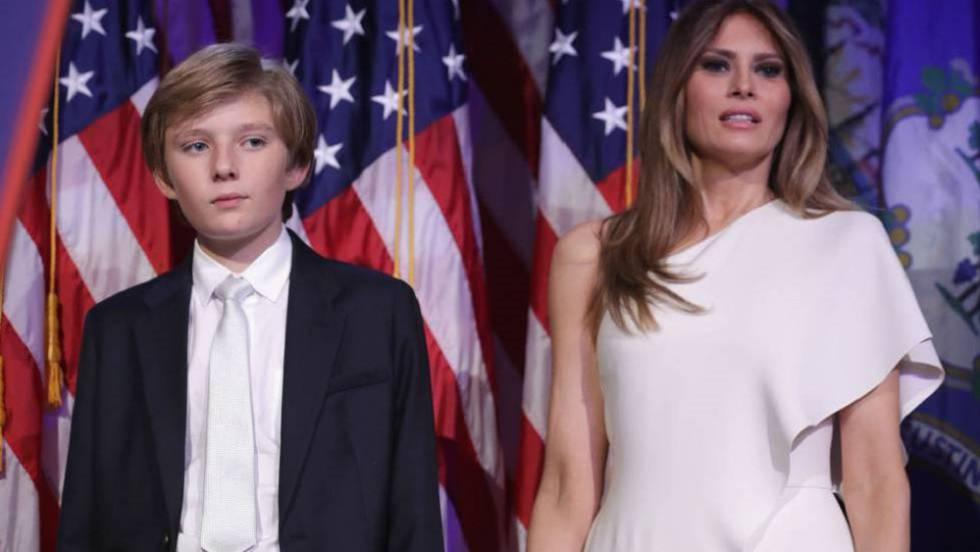 20c94b971f22e A esposa do presidente eleito Donald Trump é a segunda mulher a nascer fora  dos Estados Unidos depois de Louisa Adams