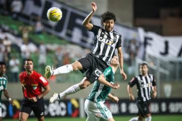 88a6286c59d55 Resultado e gols  Palmeiras empata por 1 a 1 com o Atlético-MG pelo ...