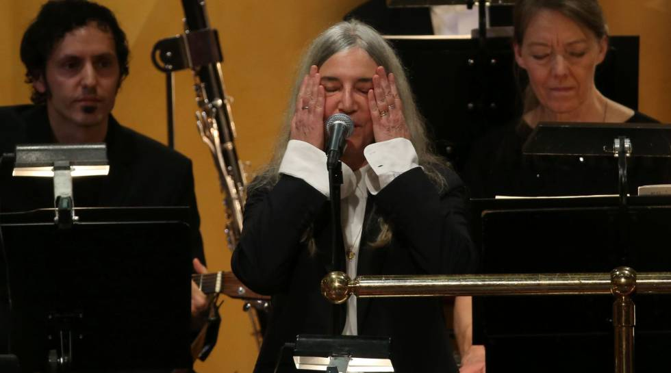 Patti Smith Prêmio Nobel