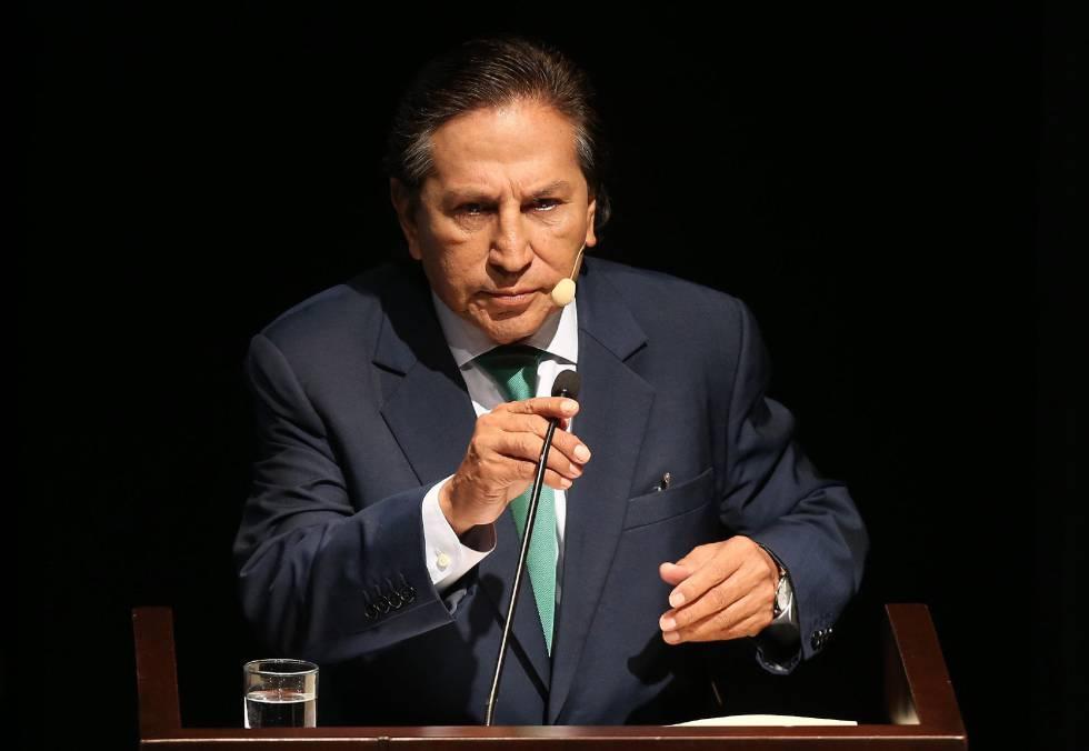 Ministério Público pede prisão de ex-presidente do Peru por caso Odebrecht
