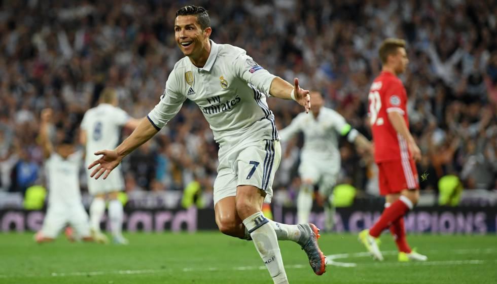 Real Madrid  A incrível mutação de Cristiano Ronaldo  100 gols na ... 41524e0a7c8e6