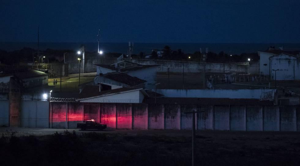 A penitenciária de Alcaçuz (RN), em janeiro.