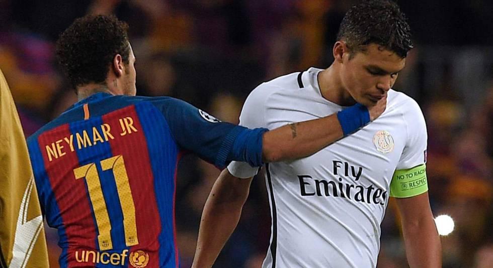 """e904cc5a5a Thiago Silva  """"Estamos muito envergonhados"""""""